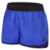 Women Speedo Swim Shorts, Blue/Black
