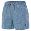 Men Vintage Printed Watershorts