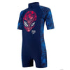 Infant Marvel Spider-Man All In One Swimsuit