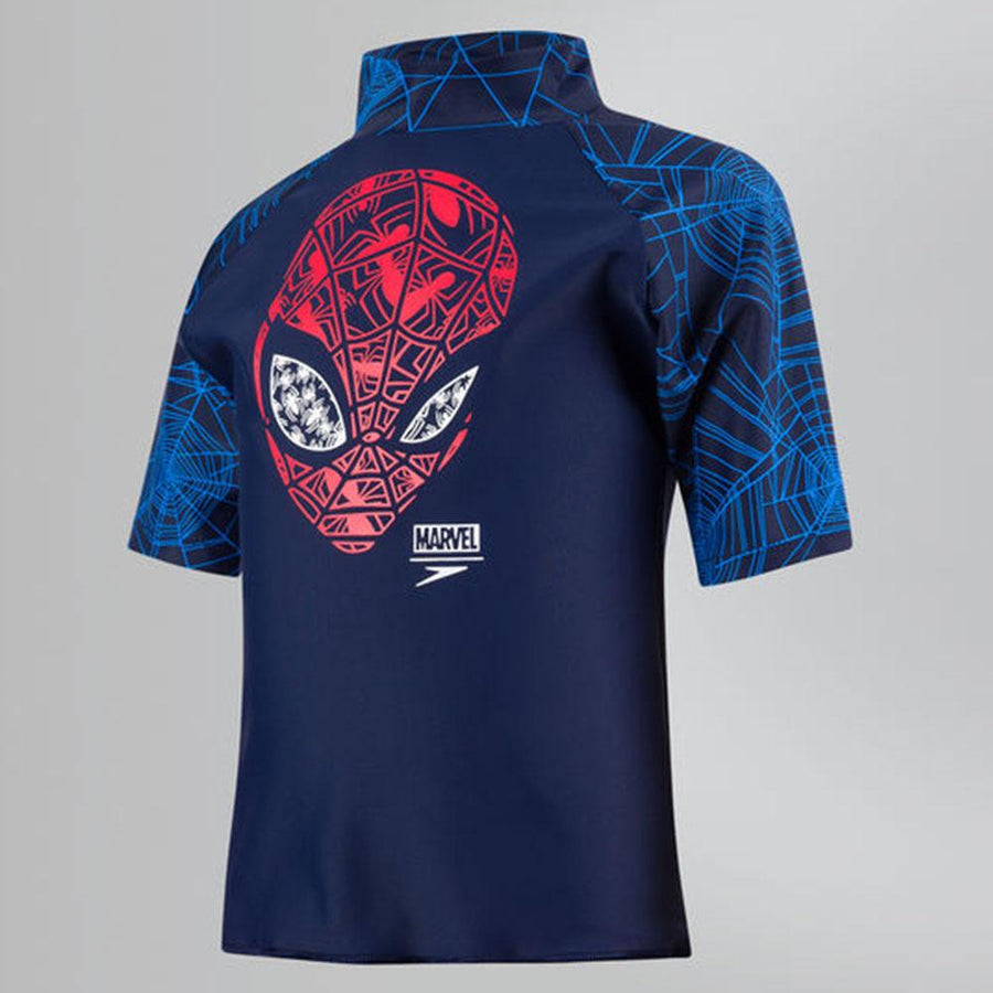 3c6642ea7635 Singapore Speedo Swimwear Infant Marvel Spider-Man Sun Top Swimwear