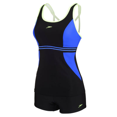 Women Hydractive Tankini Boyleg Swimsuit