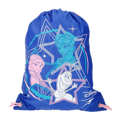 Disney Frozen Wet Kit Bag, Blue/Turquoise/Pink