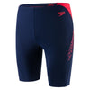 Men Boom Splice Jammer, Blue/Red