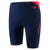 Singapore Speedo Men Boom Splice Jammer, Blue/Red