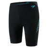 Singapore Speedo Men Boom Splice Jammer, Black/Blue/Grey