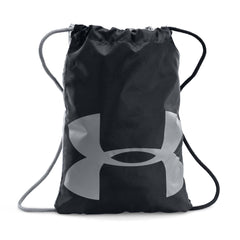 Singapore Under Armour Ozsee Sackpack, Black/Steel