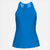 Women Vanish Tank, Blue