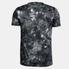 Kids Printed Crossfade Tee, Grey