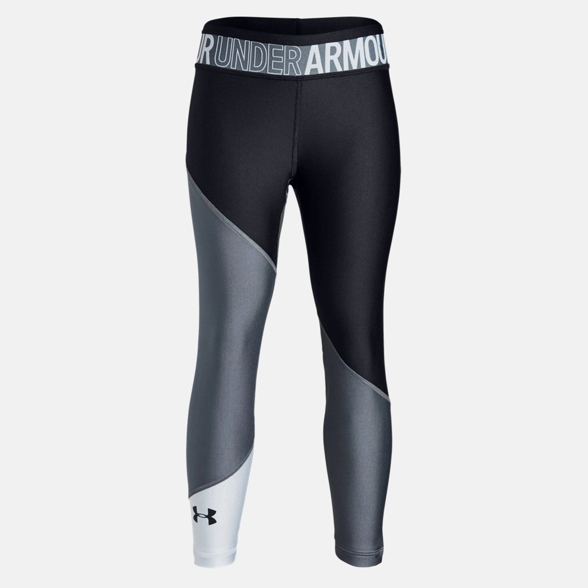 768aa4781178f Buy Under Armour Girls Heatgear Armour Colour Block Ankle Crops Leggings  Online in Singapore | Royal Sporting House