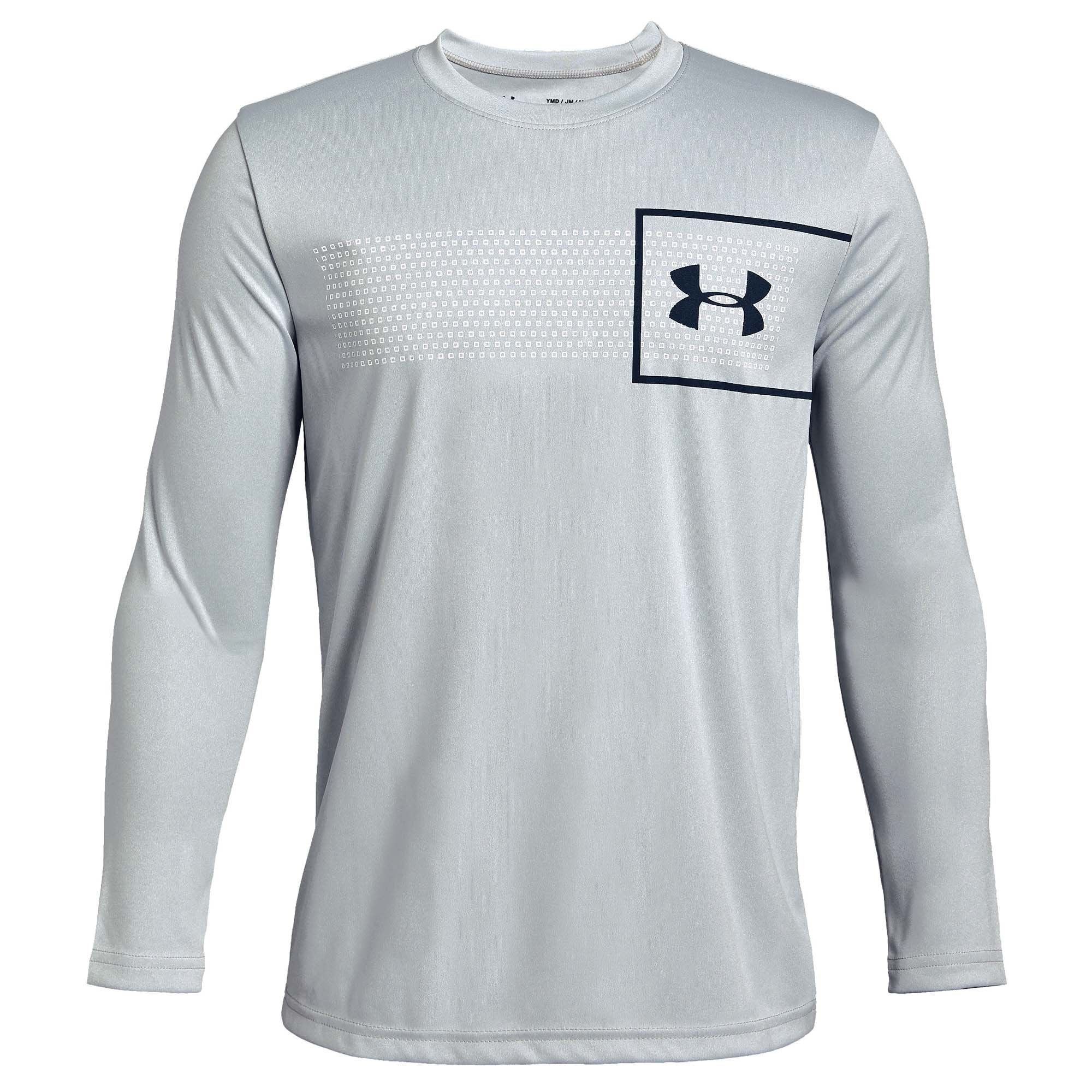 ad75f42a Buy Under Armour Boys Branded Long Sleeve T-shirt Online in Singapore    Royal Sporting House