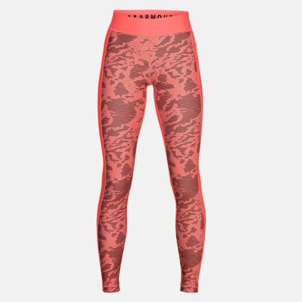 f4981fd72e028f Buy Under Armour Women HeatGear Armour Printed Leggings Online in Singapore  | Royal Sporting House