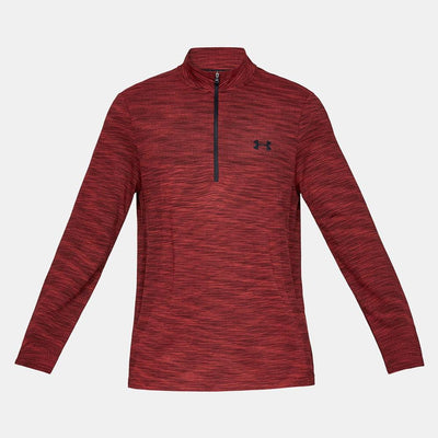 Men Vanish Seamless 1/2 Zip Sweatshirt