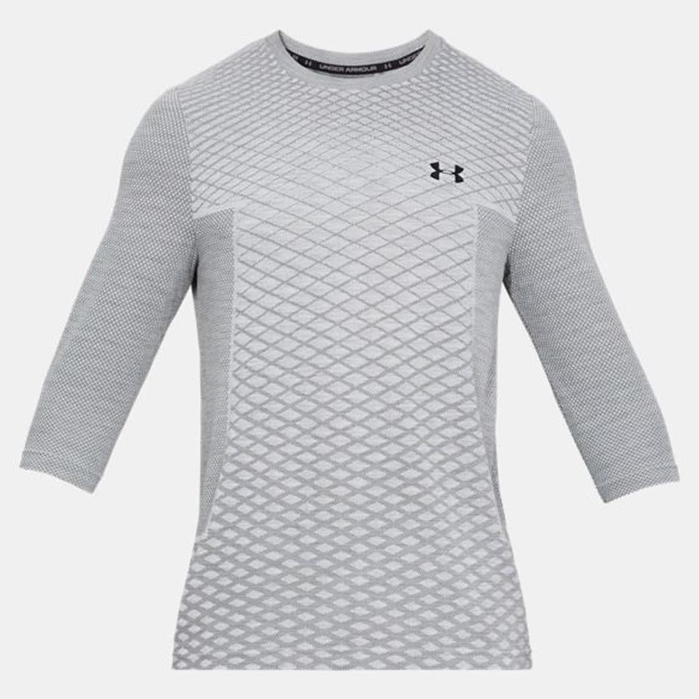 6c69267239 Buy Under Armour Men Vanish Seamless 3/4 Sleeve T-Shirt Online in Singapore  | Royal Sporting House