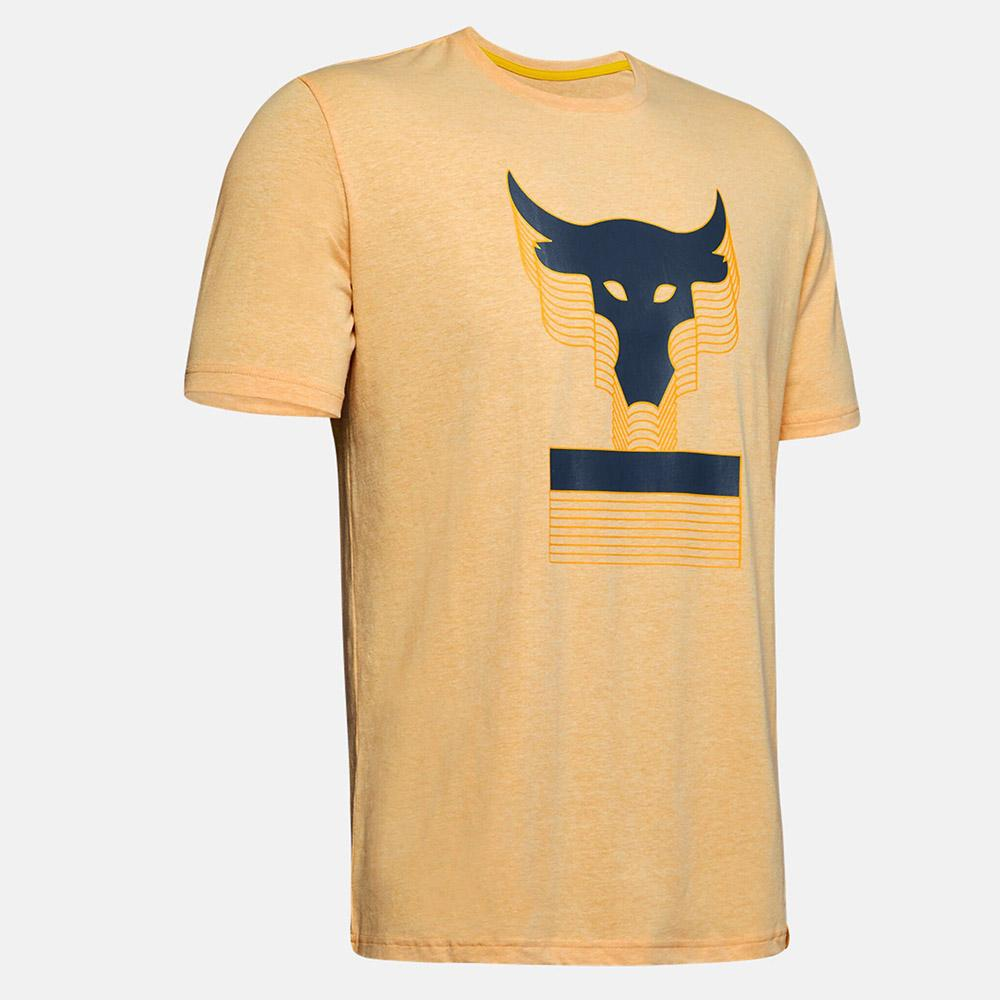 c2ad8840 Buy Under Armour Men Project Rock Above The Bar Short Sleeve T-Shirt Online  in Singapore | Royal Sporting House