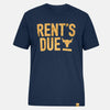 Men Project Rock Rents Due Short Sleeve T-Shirt