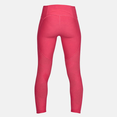 Women Vanish Crop Ascend Mesh Leggings