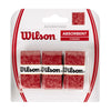 Singapore Wilson Advantage Overgrip, Red