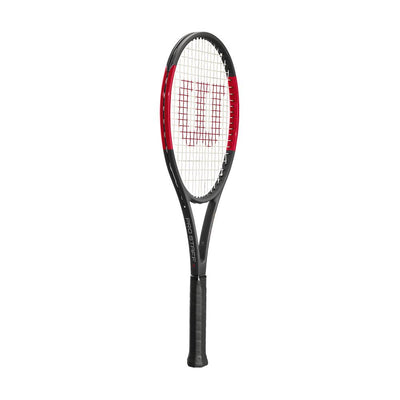 Singapore Wilson Pro Staff 97 Tennis Racket, Black/Red
