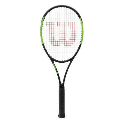 Blade 98 16X19 Countervail Tennis Racket L2, Black