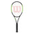 Singapore Wilson Tennis Rackets Blade 98 16X19 Countervail Tennis Racket L2, Black