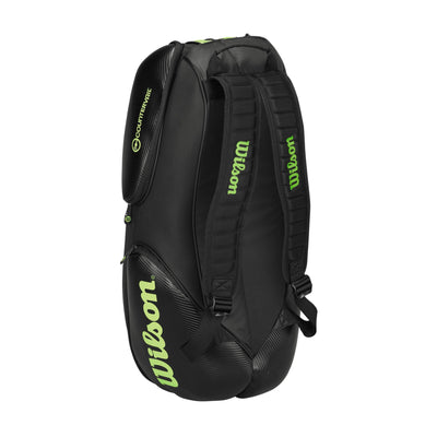 Vancouver Backpack, Black/Green