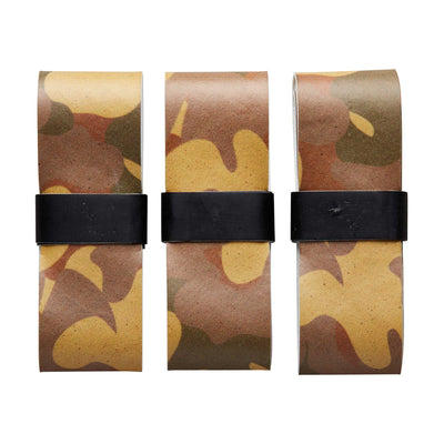 Tennis Overgrip, Brown Camo