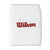 Singapore Wilson Double Wristband, White
