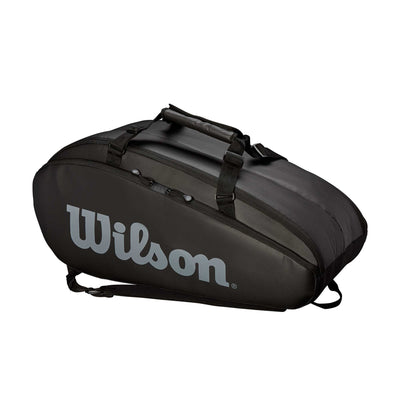 Tour 2 Compartment Bag, Black Grey