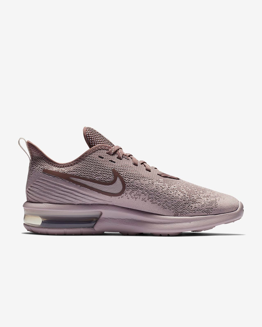 huge discount 6dfd6 1f1a6 Women Air Max Sequent 4 Running Shoes, Particle Rose Smokey Mauve · NIKE ...