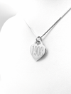 New! 1908 Heart Necklace