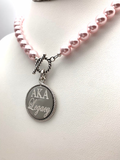 AKA Legacy Necklace