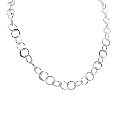 Circle Link Necklace