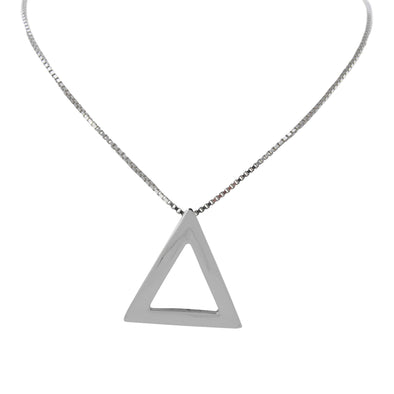 Triangle Necklace - Medium
