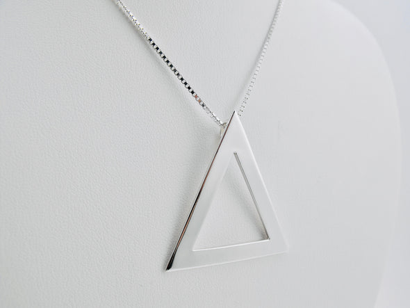 Pyramid Necklace - Large