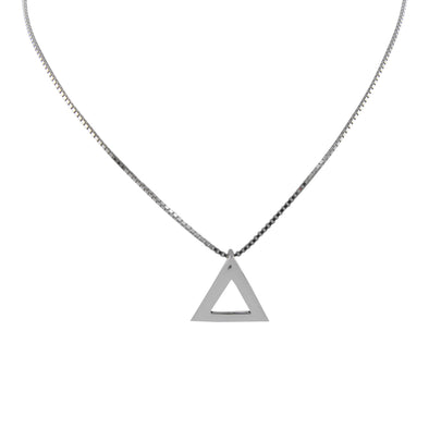 Triangle Necklace - Small