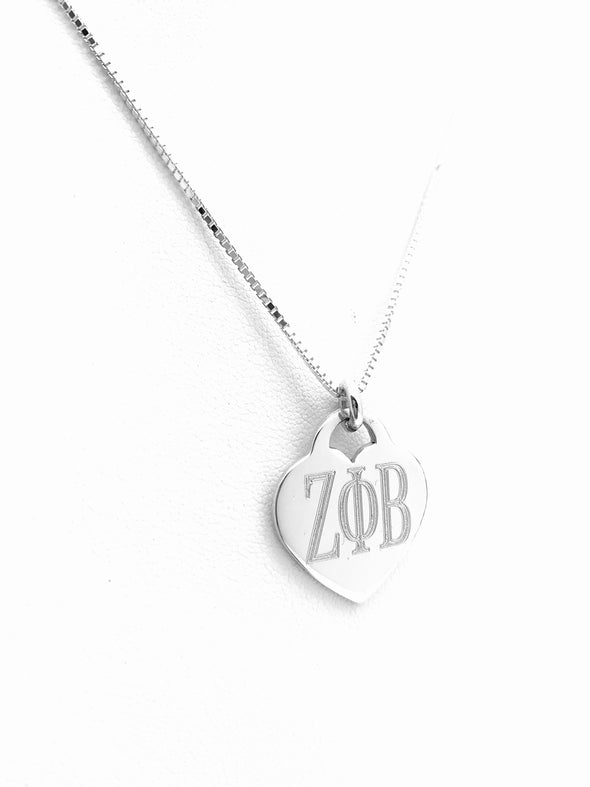 ZPB Heart Necklace