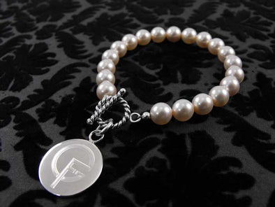 GF Pearl Bracelet - Round - Top Level Category - The Sterling Link