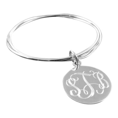 Monogram Intertwine Bangle