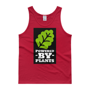 Powered By Plants - Tank top