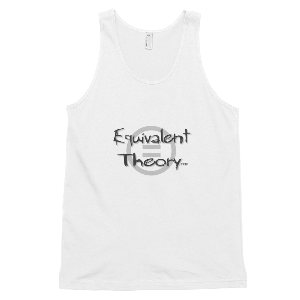 Equivalent Theory | Classic tank top (unisex)