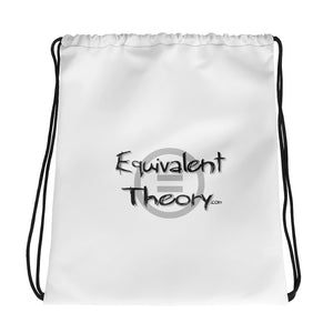 Equivalent Theory | Drawstring bag