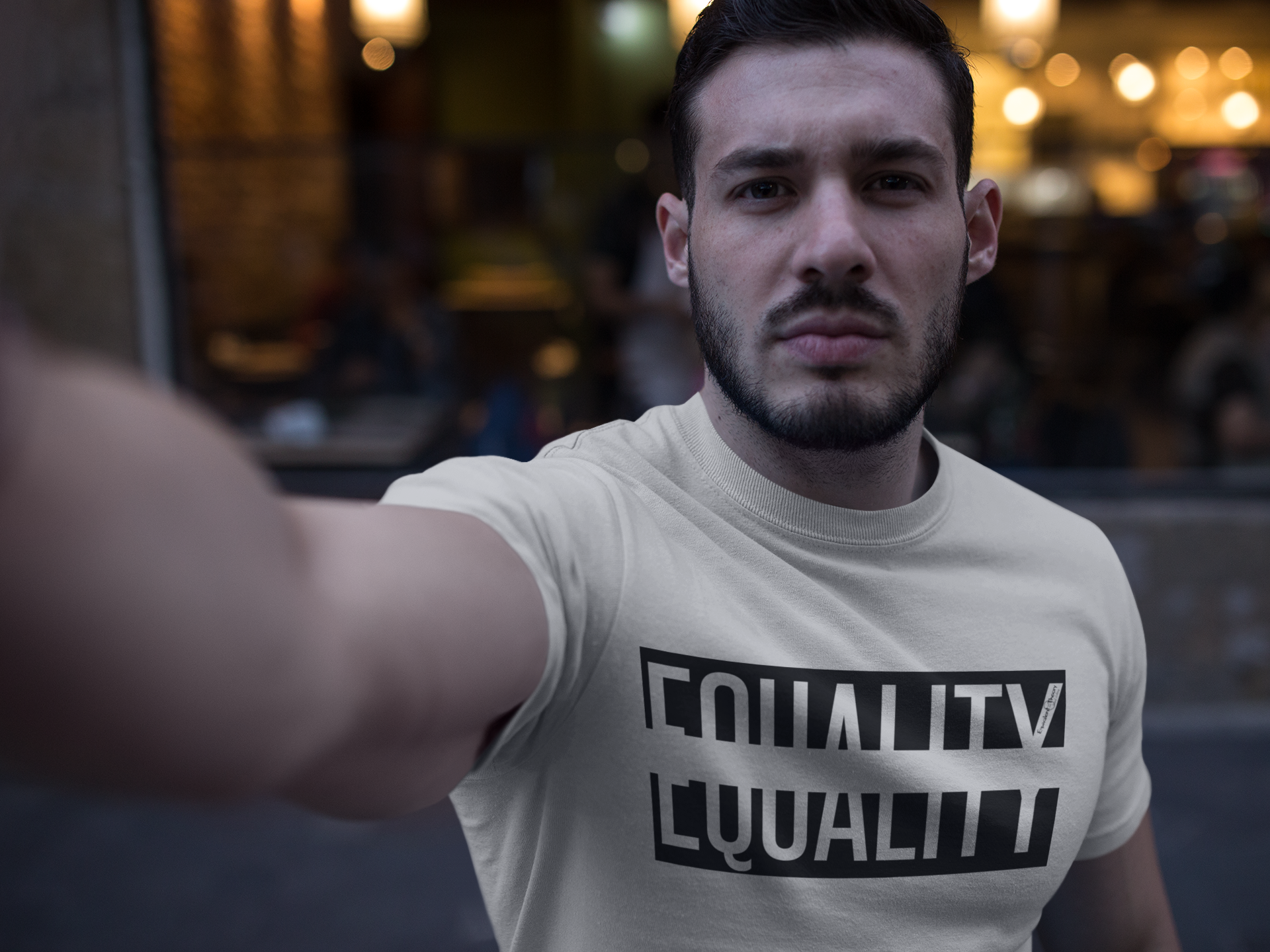 EQUALITY - Short-Sleeve Unisex T-Shirt