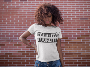 EQUALITY | Ladies' T-shirt