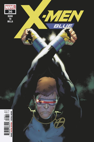 X-MEN BLUE #36 - 5kidcomics.com