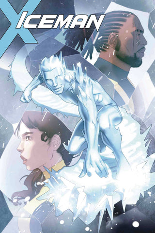 ICEMAN #1 (OF 5) - 5kidcomics.com