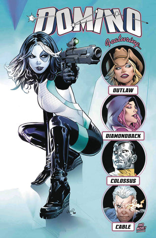DOMINO ANNUAL #1 - 5kidcomics.com
