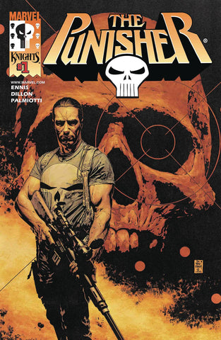 TRUE BELIEVERS PUNISHER BY ENNIS & DILLON #1 - 5kidcomics.com