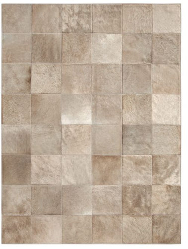 Basico Honey Cowhide Rug
