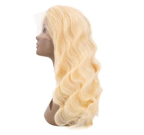 Brazilian Body Wave 613 Front Lace
