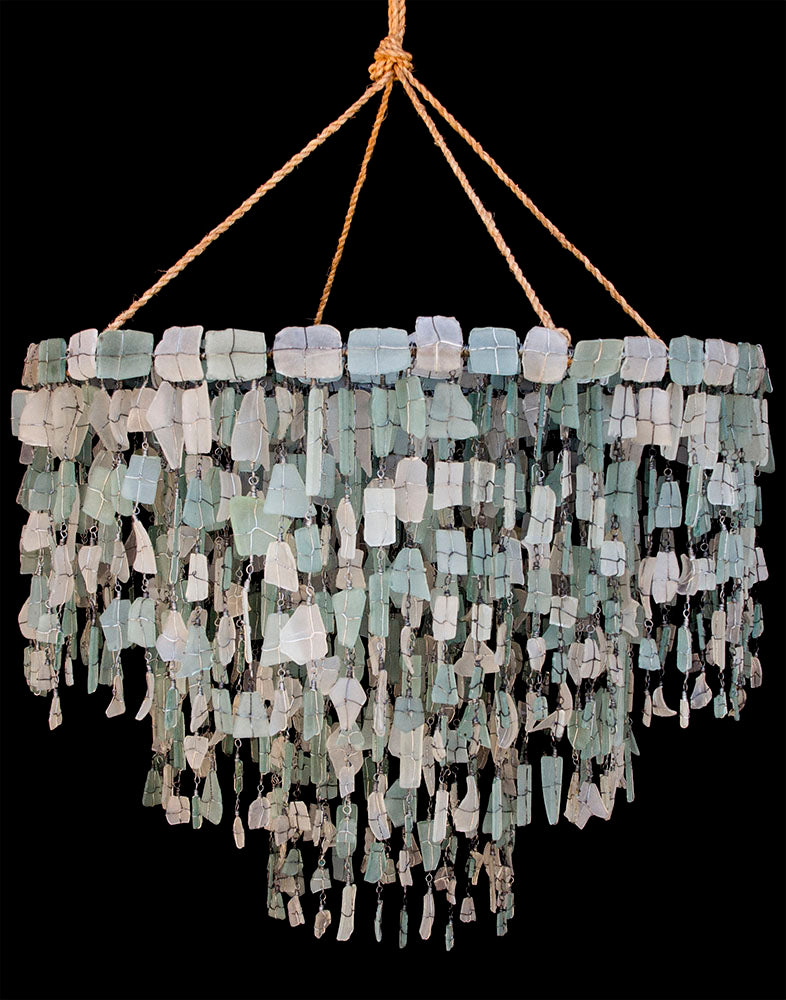Chandelier Handcrafted Sustainably Sourced Custom Light Fixture Home Decor Contour Functional Art